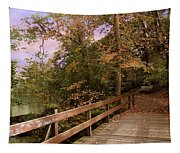 Peaceful Repose Tapestry