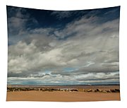 Point Of Ayre Lighthouse Tapestry