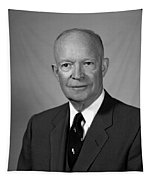 President Dwight Eisenhower - Two Tapestry