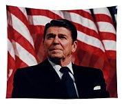 President Ronald Reagan Tapestry