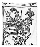 Richard I (1157-1199) Tapestry