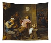 Smokers And Drinkers Tapestry