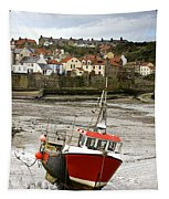 Staithes, North Yorkshire, England Tapestry