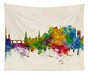 Stirling Scotland Skyline Tapestry