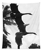 Stone Birds Tapestry
