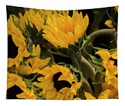 Sunflower Power Tapestry