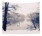 Swan Song  Tapestry