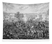 The Battle Of Gettysburg Tapestry