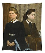 The Bellelli Sisters Tapestry