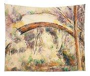 The Bridge Of Trois - Sautets Tapestry