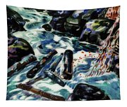 The Brook, Nova Scotia Tapestry