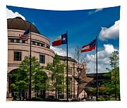 The Bullock Texas State History Museum Tapestry
