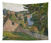 The Field Of Derout-lollichon Tapestry