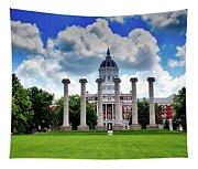 The Francis Quadrangle - University Of Missouri Tapestry