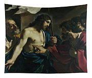 The Incredulity Of Saint Thomas Tapestry