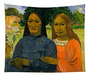 Two Women Tapestry