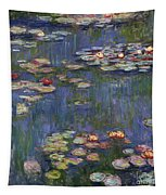 Water Lilies, 1916 Tapestry