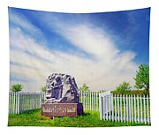 Wisconsin Sharpshooters Tapestry