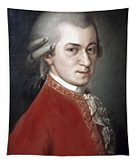 Wolfgang Amadeus Mozart Tapestry