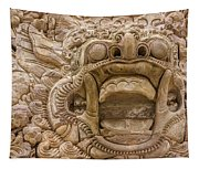 Bali Sculpture Tapestry