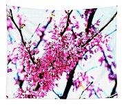 2016-03-18 Redbud Tree In Bloom Tapestry