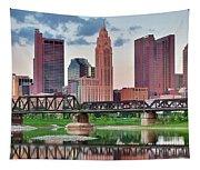 2017 Columbus Panoramic Tapestry
