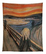 The Scream Tapestry