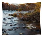 Grand Falls Waterfall Tapestry