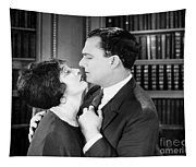 Silent Film Still: Couples Tapestry