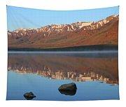 2da5931 Steens Mountain Sunrise Reflect Tapestry