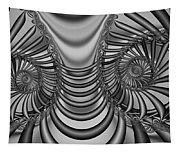 2x1 Abstract 436 Bw Tapestry