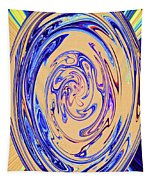 Agave Abstract Tapestry