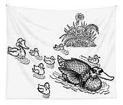 Andersen: Ugly Duckling Tapestry