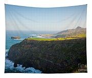 Azores Coastal Landscape Tapestry