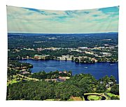 Beautiful Wisconsin Dells Tapestry