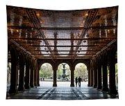 Bethesda Terrace Tapestry