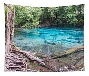 Blue Pool Tapestry
