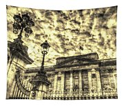 Buckingham Palace Vintage Tapestry