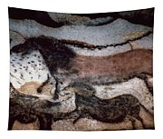 Cave Art Tapestry