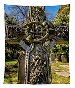 Celtic Cross Tapestry