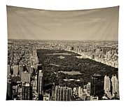 Central Park Tapestry