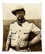 Colonel Theodore Roosevelt Tapestry