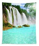Detian Waterfall Tapestry