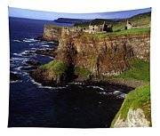 Dunluce Castle, Co. Antrim, Ireland Tapestry