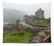 Eilean Donan Castle Tapestry