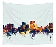 El Paso Texas Skyline Tapestry