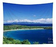 Fiji Wakaya Island Tapestry