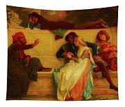 Florentine Poet Tapestry