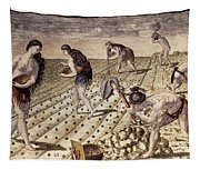 Florida Native Americans, 1591 Tapestry