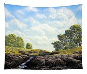 Flowering Meadow Tapestry